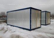 Блок контейнер БК-01 ДВП г. Клин фото
