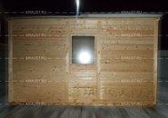 Деревянная бытовка г.Кубинка фото